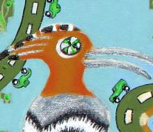 Hoopoe  no.1