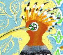 Hoopoe  no.3