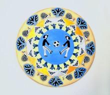 Soccer Mandala